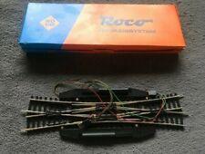 ROCO H0 42320  1 elektrische doppelte Kreuzungsweiche mit Verp.