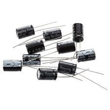 10 X 4.7uf 400v 105c Radial Electrolytic Capacitor 8x12m WS XV