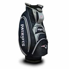 New Team Golf Nfl New England Patriots Victory Cart Bag