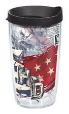 Harley-Davidson American Flag Eagle Tervis Tumbler w/ Black Lid, 16oz. 1300702