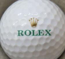 3 Dozen (Rolex Watch Brand Gold Hand) Near Mint / AAAAA Logo Callaway Golf Balls