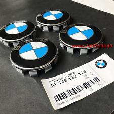 4x Alloy Wheel Centre Caps Hub Cover 68mm 1 3 5 6 7 Series E F M X Z UK