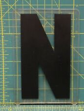 N 7 X 4 12 Acrylic Wagner Zip Change Marquee Sign Changeable Letter