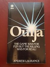 Ouija Paperback book Andrew Laurance 1982