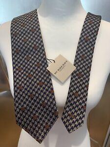 100% Authentic Burberry silk tie **NEW**