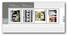 2013 Canadian Photography: Souvenir sheet of 4 domestic stamps SC#2627