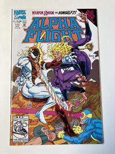 Alpha Flight 111 (Marvel Comics, 1992)