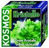 KOSMOS Experimentierkasten * Grüne Kristalle selbst züchten * GRÜN & Schmuckdose