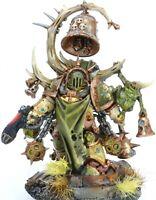 Warhammer 40K Nurgle Death Guard Chaos Space Marines Noxious blightbringer