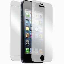 New Screen Protector for iPhone 5 Full Body Back & Front + LCD Cloth