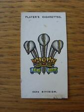1925 Cigarette Card: Players - Army Corps & Divisional Signs - 090) 53rd Welsh D