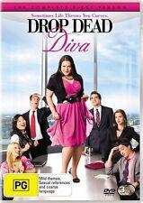 Drop Dead Diva : Season 1 (DVD,  3-Disc Set)