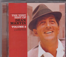 DEAN MARTIN THE BEST OF VOL 2 CD THE CAPITOL & REPRISE YEARS 20 SONGS AS NEW