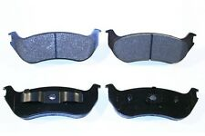 98-2002 crown victoria marquis town car rear brake pads 1 set of 4 pcs #MD674A