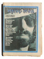 ROLLING STONE August 2 1973 J.Geils Band Malcolm McDowell Watergate
