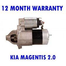 KIA MAGENTIS 2.0 SALOON 2001-2005 STARTER MOTOR