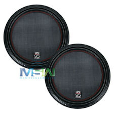 "(2) MTX 9512-22 12"" 95-Series DUAL 2-OHM CAR AUDIO STEREO SUBS SUBWOOFERS *PAIR*"