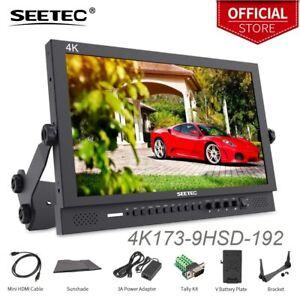 "Feelworld Seetec 4K173-9HSD-192 17.3"" 1920x1080 4K Broadcast Monitor 3G-SDI HDMI"