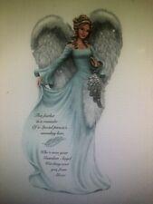 Dona Gelsinger Angel Figurine With Swarovski Crystals New