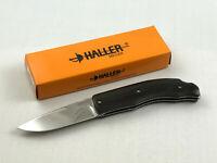 Haller Taschenmesser Ebenholz Klassik Messer Alltagsmesser 42991