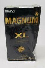 MAGNUM Large Size XL Condoms, 12ct Health & Personal Care