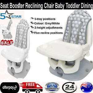 Seat Booster Reclining Chair Baby Toddler Dining Feeding Seat Reclining Chair