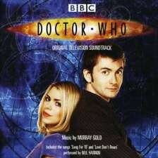 Doctor Who O.S.T. Original Soundtrack - Colonna Sonora Originale CD SILVA SCREEN
