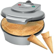 Waffle maker Ice cream cones new 1200 Watt Croissant