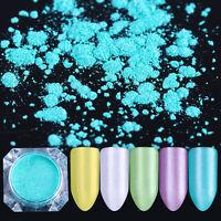 Pearl Powder Mirror  Glitter Chrome Pigment Nail Art Dust 2g BORN PRETTY
