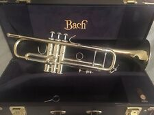 Vincent Bach Stradivarius 180ML37G B flat trumpet - lacquer (Used Instrument)