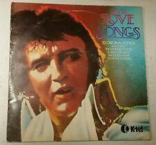 ELVIS PRESLEY ALBUM 'LOVE SONGS'  K-TEL INTERNATIONAL STEREO