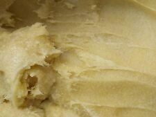 Sheabutter unraffiniert 100% bio greggi spremuto a freddo noci da collezione scamosciata 1kg