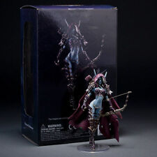 WOW WORLD WARCRAFT SYLVANAS WINDRUNNER QUEEN OF FORSAKEN ACTION FIGURE BOX TOY