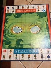 STRATEGO 1961 Replacement Game Board Milton Bradley