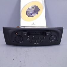 Renault Megane I Phase II Car Radio With Code 7700434422