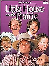 Little House On The Prairie - Series 7-DVD Box set-Collector Edition **NEW**