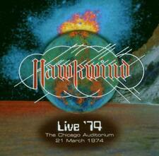 HAWKWIND (Lemmy) - Live '74 - The Chicago Auditorium - CD - NEU/OVP