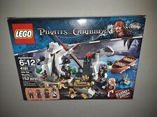 4181 LEGO ISLA DE MUERTA~Disney Pirates Of The Caribbean~SEALED NIB~AUTHENTIC