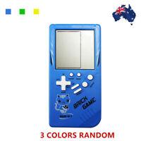 Kids Electronic Tetris Brick Game Handheld Game Machine LCD Educational Toys SW