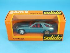 1/43 SOLIDO GAM 2 N. 49 PORSCHE 928 FONDO MAGAZZINO [PS3-008]