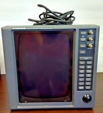 "FURUNO FR-7111 Radar Display 12"" Monochrome CRT Display"