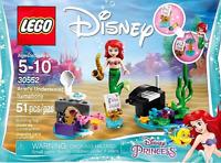 100% LEGO 30552 Ariel's Underwater Symphony Disney Princess Sealed Polybag NEW