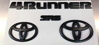 00016-89016 Genuine OEM Toyota 2010-2017 4Runner Black Out Overlay Kit