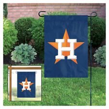 Houston Astros MLB Garden/Window Flag ~ NEW