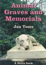 TOMS JAN LOCAL HISTORY BOOK ANIMAL GRAVES AND MEMORIALS paperback BARGAIN new