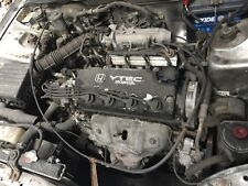 honda civic d16z6 Compelte Engine Swap 91-95 Eg Ek