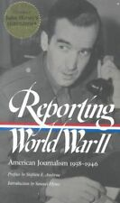 Reporting World War 2-ExLibrary