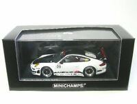 Porsche 911 GT3 RSR Presentation 2009