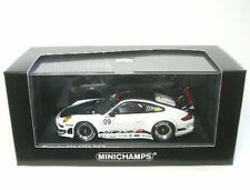 Porsche 911 997 Gt3 RSR Présentation 2009 #09 1 43 Minichamps