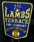 Lambs Terrace, New Jersey Fire Company # 85 Patch.